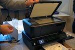 kserokopiarka w biurze