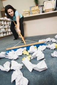 sprzątanie biura