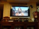 telewizor w domu