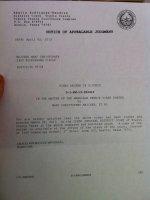 pismo rozwodowe