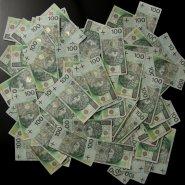 pieniądze - widok